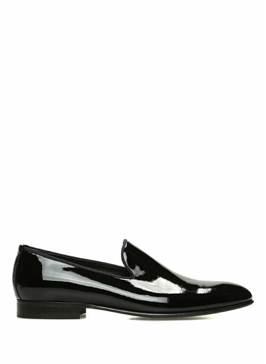Beymen Collection Deri Smokin Ayakkabısı Siyah